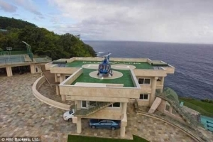 Photos: Justin Bieber Rents A Huge $10k A Night Mansion In Hawaii For His Two-Week Vacation